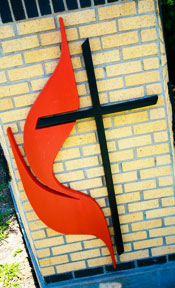 Image of the First United Methodist Church logo